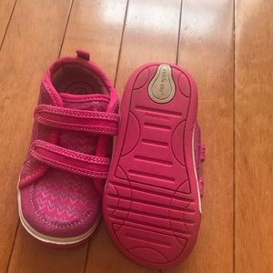 Other - Stride Rite Toddler Girl Casual Sneakers
